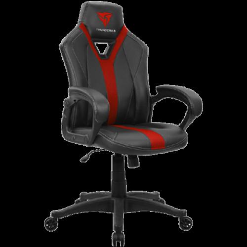 Игровое кресло Gaming Chair ThunderX3 YC1 Black Red