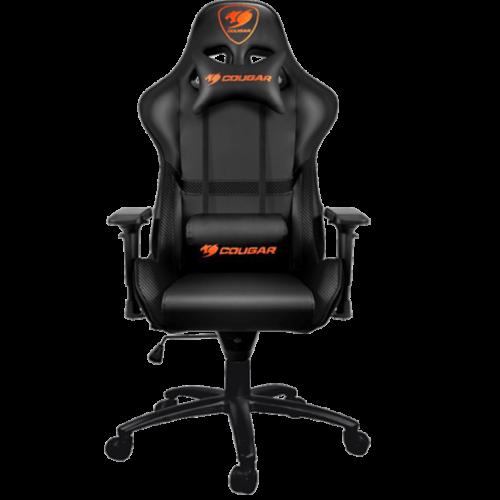 Игровое компьютерное кресло Cougar ARMOR Black, игровые кресла